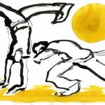 Capoeiran alkeiskurssi